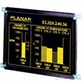 供應工業EL液晶屏:EL640