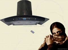 cooker hood with Remote