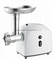 Electrical meat grinder