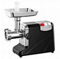 Big power meat grinder