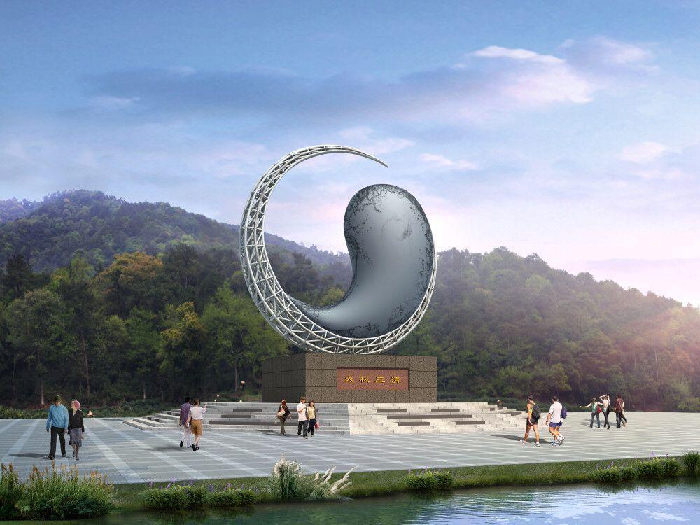 雕塑设计制作 2