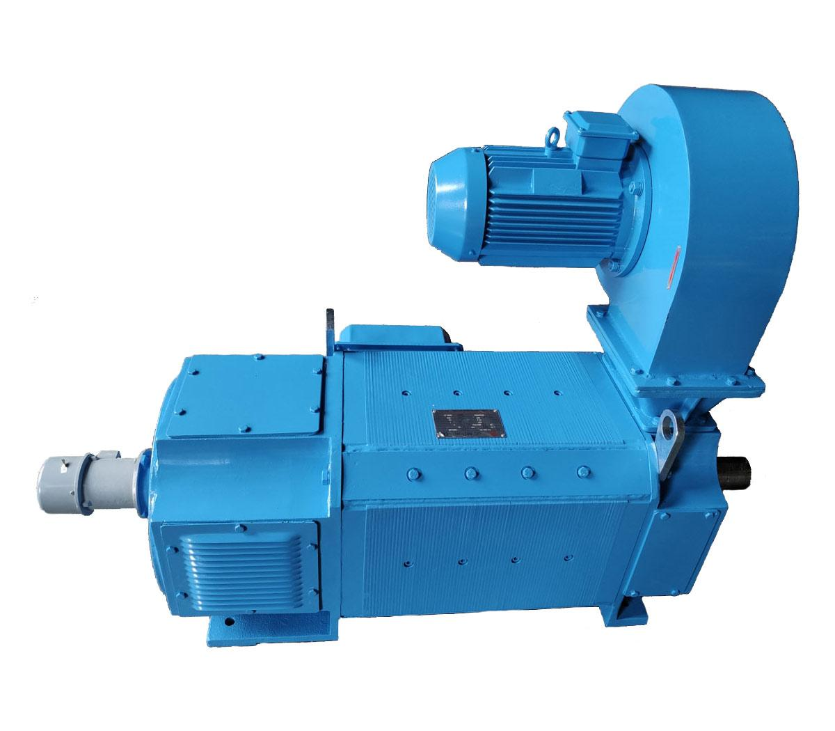 Z4 Series Electric DC Motor for Plastic Extruding Machine/ Extruder 2
