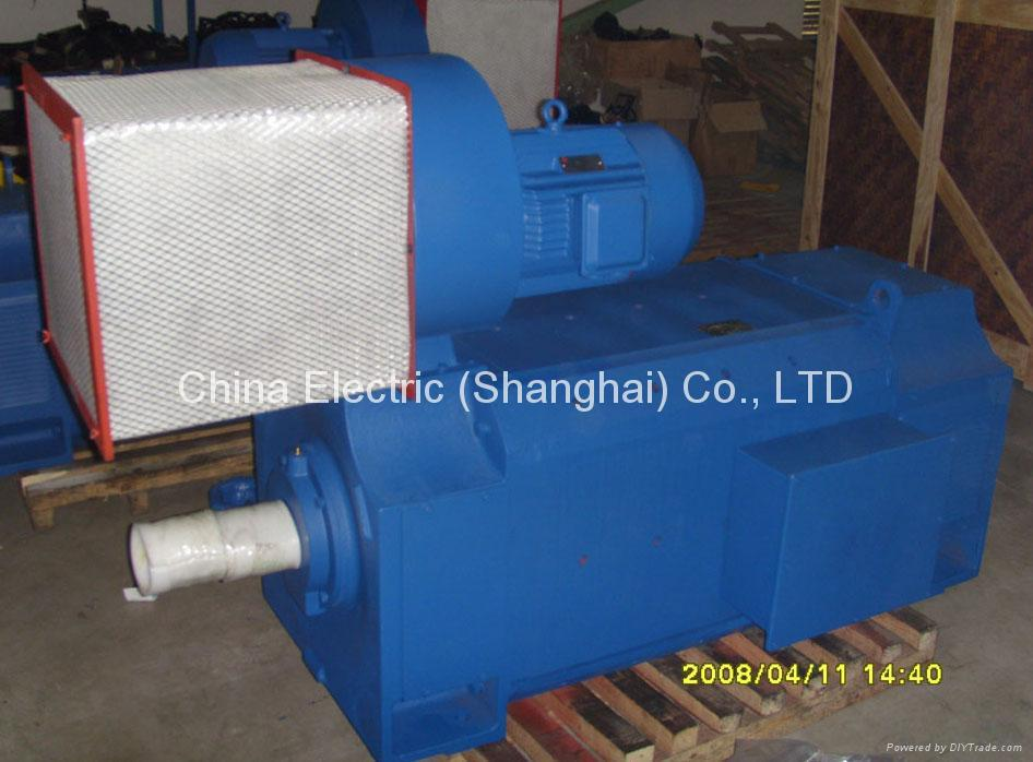 Z4 Series Electric DC Motor for Plastic Extruding Machine/ Extruder 3