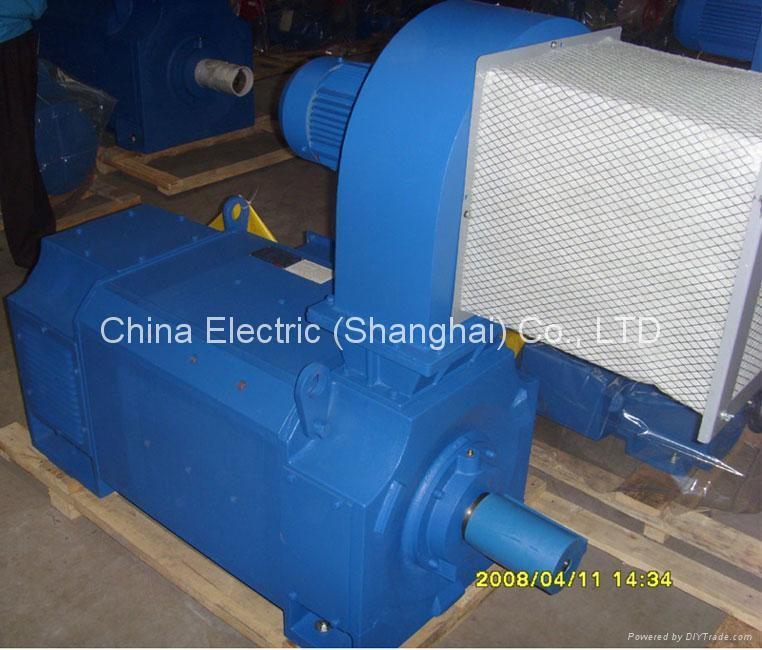 Z4 Series Electric DC Motor for Plastic Extruding Machine/ Extruder 4