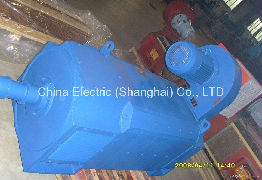 Z4 Series Electric DC Motor for Plastic Extruding Machine/ Extruder 5