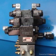 UCHIDA-内田液压齿轮泵柱塞泵液压阀