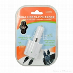 iPhone 3GS/4G car charger