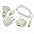 iphone 3G 4 IN1 charger