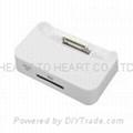 iphone 3G/3GS desktop charger