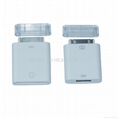 Camera Connection Kit SD TF Card Reader Adapter for Apple iPad 1/2/3