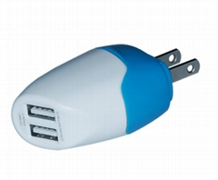 5V 2A  双USB 充电器