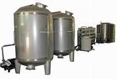 12000liters/hour Pure Water Making Machine