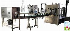 2500-3000 BPH Liquid Filling Machine