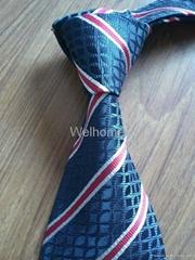 Woven Polyester NeckTie(