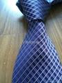 Check-in Woven Microfiber Necktie