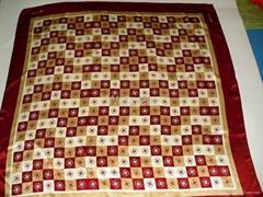 Printing Silk Scarf