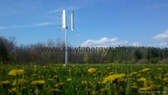 Vertical Wind Power Generator 5000w