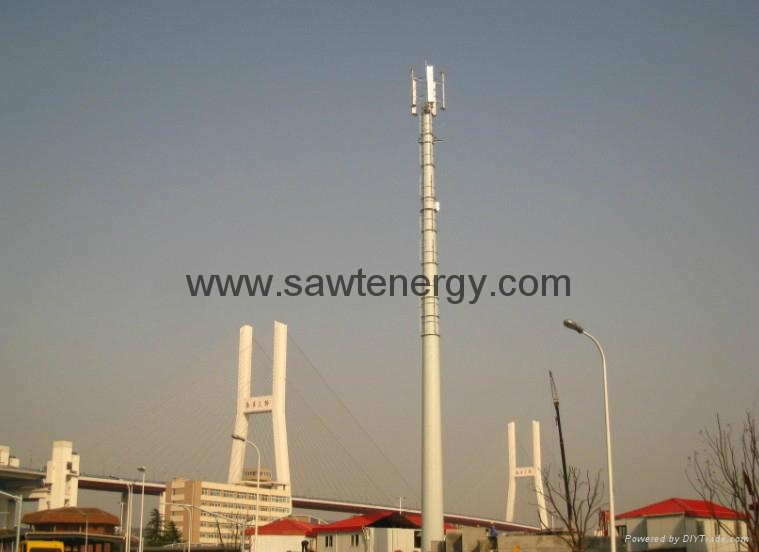 residential vertical axis wind power turbine 3000w 2