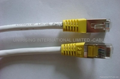 Internet cable plug