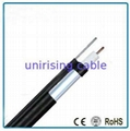 COAXIAL CABLE QR TYPE 1