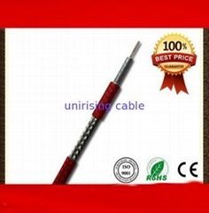 SEMI FINISHED COAXIAL CABLE rg6 rg59 TV CABLE CHINA TOP3