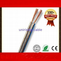 High quality transparent Speaker Cable