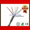Factory FTP CAT6 Copper Lan Cable