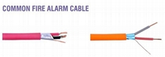 COMMON FIRE ALARM CABLE