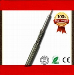 CCS conductor rg6 coaxial cable with one mess