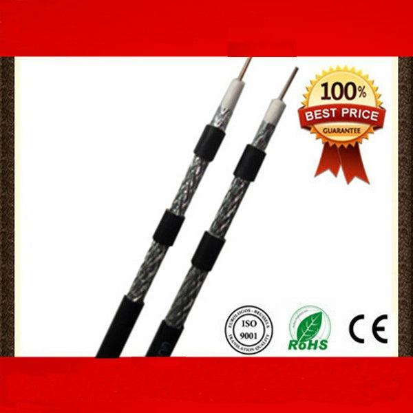 Two UNIRISING rg6 coaxial cable in telecommunication 1