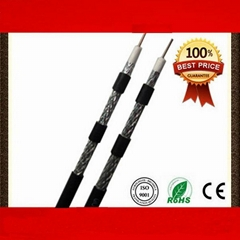 Two UNIRISING rg6 coaxial cable in telecommunication (Hot Product - 1*)