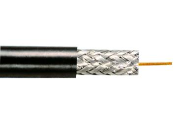 RG11 10.3mm COAXIAL CABLE With Messenger 5