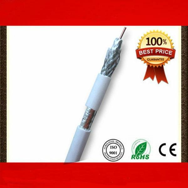 RG11 10.3mm COAXIAL CABLE With Messenger 2