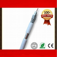 Best price and high speed RE RG6 coaxial cable for TV