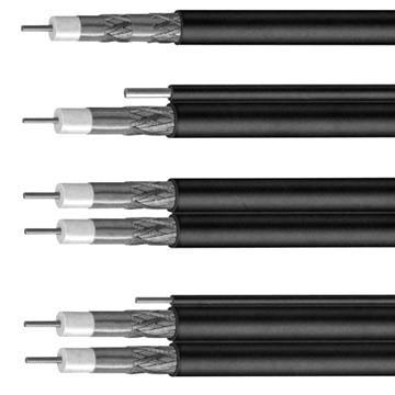Factory supply 75 Ohm cable coaxial cable rg6 1