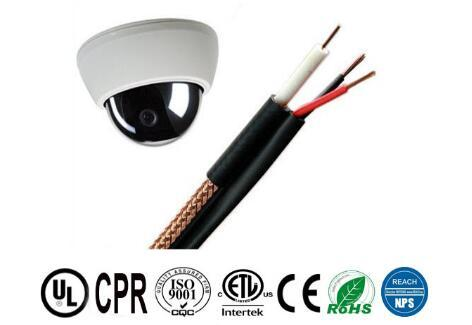 Manufacturer of Low Loss RG6 with jelly for CATV CABLE coaxial cable 4