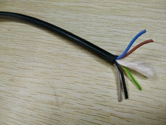 silicone cable