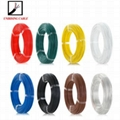 FEP Wire Heat Resistant High Temperature Electrical Wire Cable Temperature Range 1