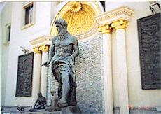 黃金沙藝朮浮雕建築裝飾構件