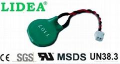 纽扣电池/力电LIDEA高容量700mahCR2450纽扣电池