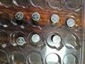 1254焊线纽扣电池TWS蓝牙耳机专用 3
