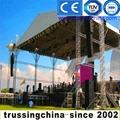 aluminium stage lighting truss