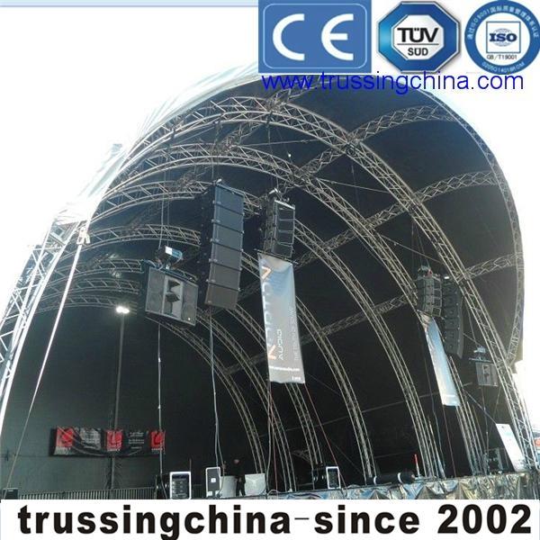 aluminium stage lighting truss 2
