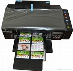 Inkjet card printer