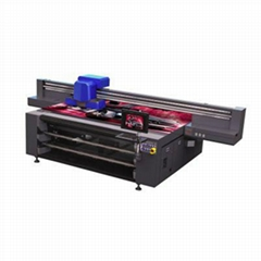 "98.4"" x 48.4"" -UV FP2512 Series Industrial Wide Format  UV Flatbed Printer"
