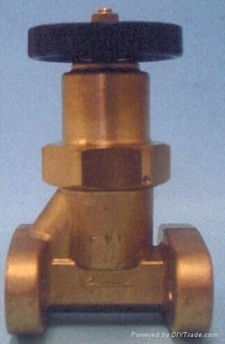 SF6 Bellows seal globe valve 1