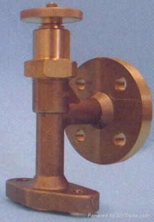 SF6 Bellows seal globe valve 4