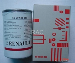 oil filter for Renault