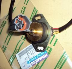 小松PC200-6油門定位計