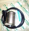 Hydraulic pump solenoid valve for